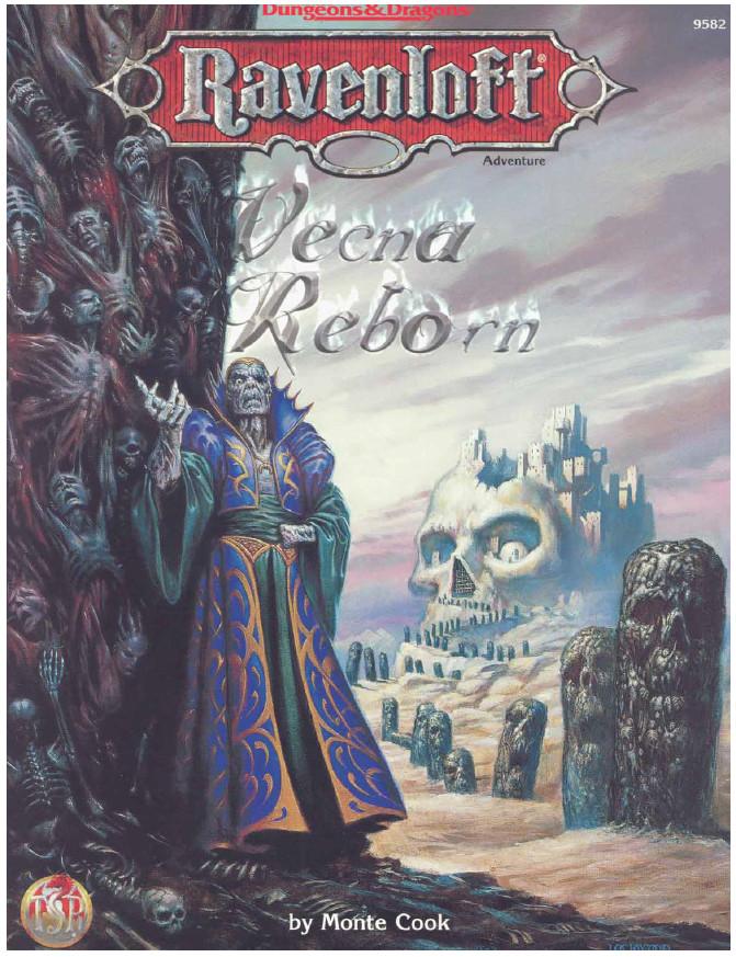 Cover of Vecna Reborn